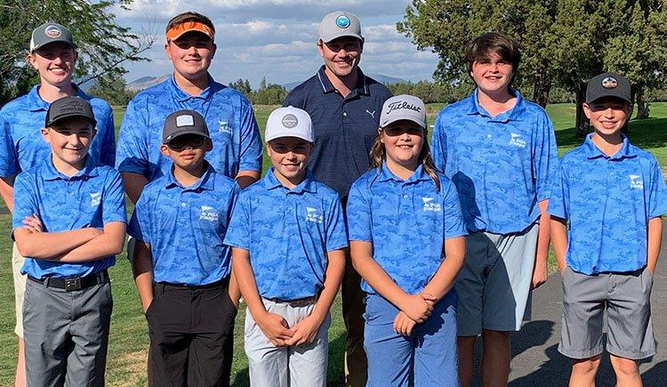 13u Champion - West Spokane, Captain Travis Huskisson, PGA