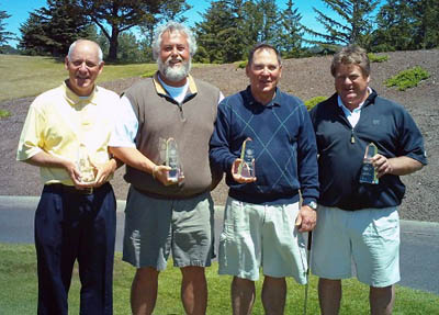 2012 Senior WA Open Team winners
